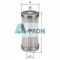 Air filter 317856 for Rietschle vacuum pumps